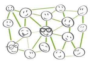 Netzwerk; Netzwerken; soziales; Gemeinde; Freunde; vernetzt; Partnerschaft; Kooperation; Netzgemeinde; internet; social; media; abonennt; mögen; gefällt mir; teilen; Nachricht; folgen; treffen; Besprechung; leute; Forum; Chat; Freundeskreis; schulung; Seminar; marketing; viral; Büro; Mitarbeiter; Erfolg; virales; Kontakt, Verbindung; Team; smiley; Köpfe; doodle; Blog, Webinar; cartoon; comic; online; Kommunikation; Strichmännchen